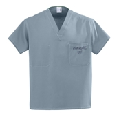 100% Cotton Hyperbaric Reversible Scrub Top