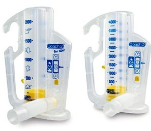Incentive Spirometer Coach 2® 4000 ml