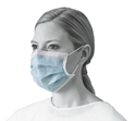 Basic Procedure Face Masks with Ear Loops mask, face mask, procedure, surgical, covid19, protection, breathable, breath, ear loops, corona,